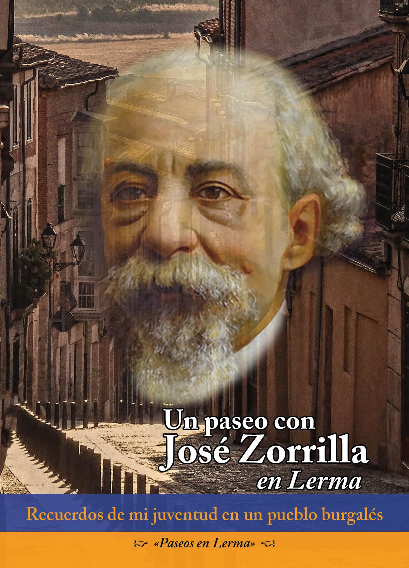 Portada un aseo con José Zorrilla