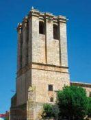 Torre de la iglesia de Villalmanzo