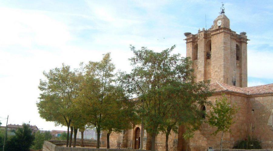 Iglesia de Villalmanzo