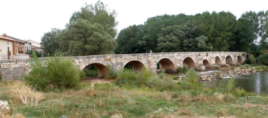 Puente Romano de Tordómar