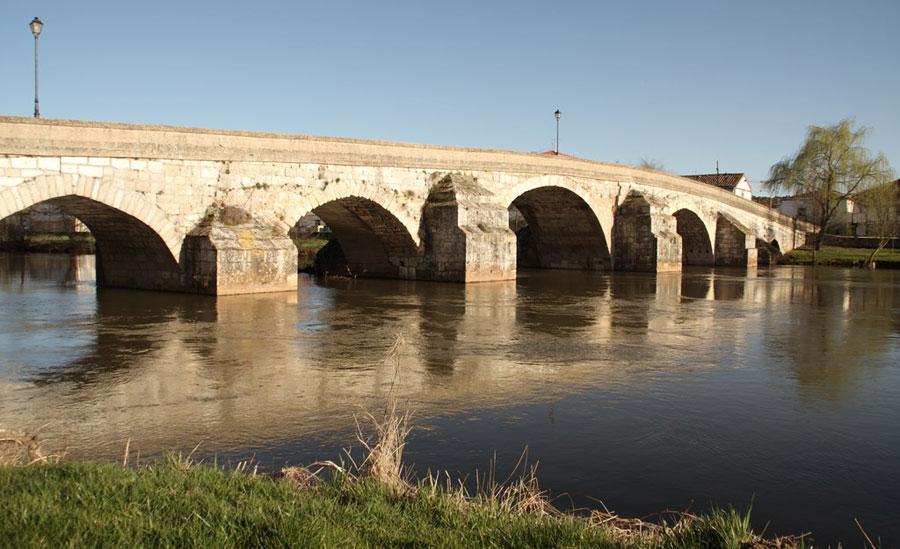 Puente romano de Puentedura