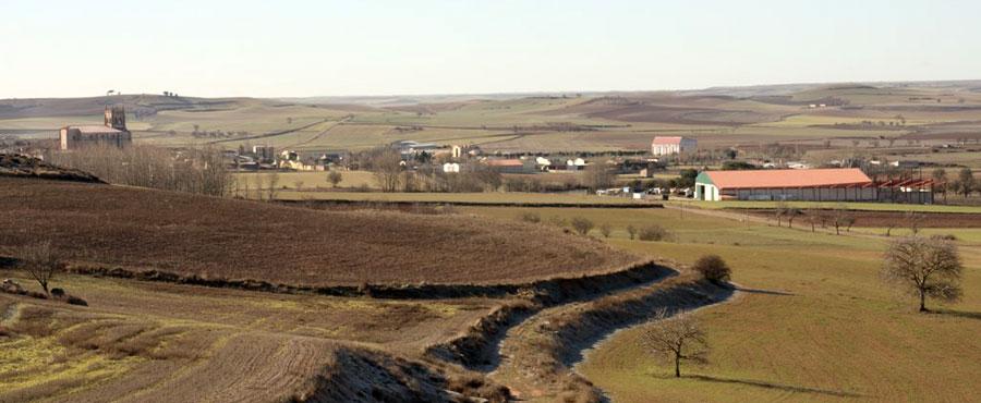 Vista de Villahoz