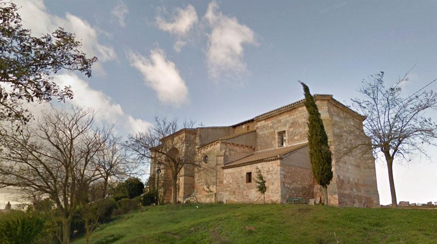 Iglesia de Zael