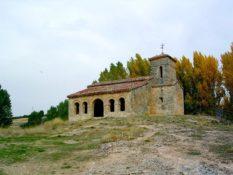 Ermita de origen mozárabe