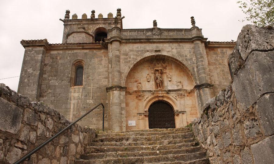 Iglesia de Cebrecos