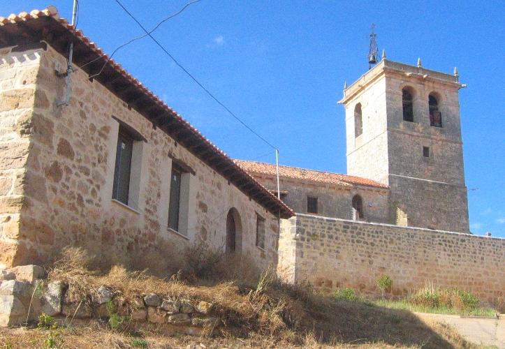 Iglesia de Revilla-Cabriada