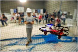 Taller de drones @ Frontón Municipal de Lerma