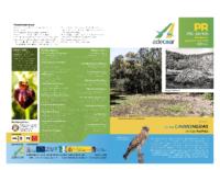 Sendero de Las Carboneras en Los Ausines