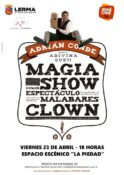 ESPECTÁCULO CLOWN (Lerma) @ Lerma