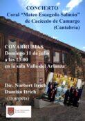 CONCIERTO CORAL EN COVARRUBIAS @ Covarrubias