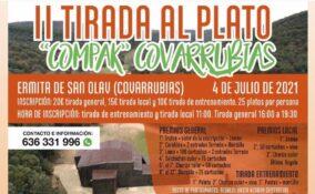 TIRADA EL  PLATO EN COVARRUBIAS @ Covarrubias