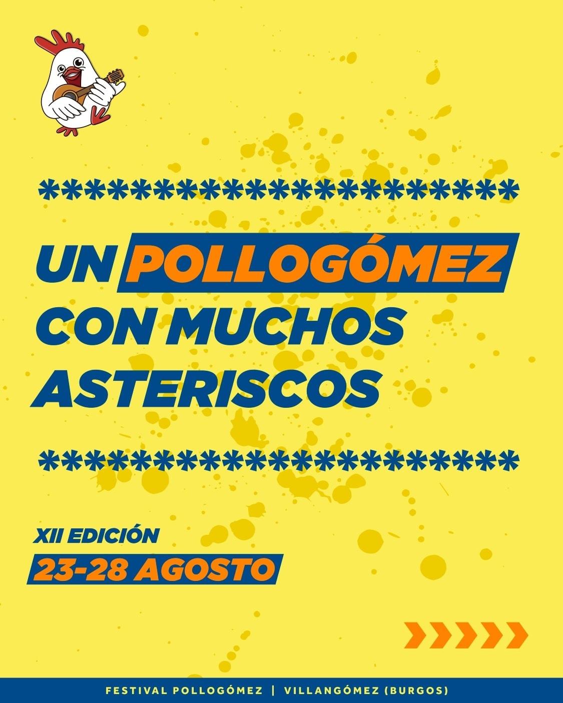 POLLOGOMEZ FOLK 2021 @ Villangomez