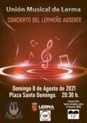 CONCIERTO BANDA DE MUSICA en Lerma @ Lerma