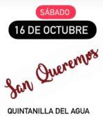 SAN QUEREMOS EN Q. DEL AGUA @ QUINTANILLA DEL AGUA